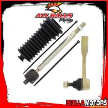 51-1059-R KIT TIRANTI CREMAGLIERA DESTRI Polaris RZR 900 50 55 INCH 900cc 2015-2016 ALL BALLS