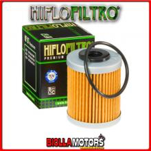 HF157 FILTRO OLIO KTM 250 EXC Racing 2nd Oil 2003- 250CC HIFLO