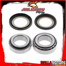 22-1050 KIT CUSCINETTI DI STERZO Yamaha XV1700 Road Star Warrior 1700cc 2002-2010 ALL BALLS
