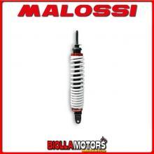 4615432 AMMORTIZZATORE POSTERIORE MALOSSI RS1 PIAGGIO NRG 50 2T LC , INTERASSE 320 MM -