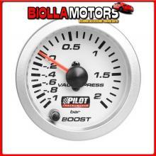 10011 PILOT PRESSIONE TURBO - ? 2? (52 MM) - 7 COLOURS