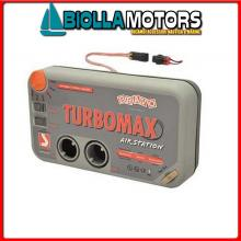 2931010 KIT RACCORDI+TUBO BRAVO TURBO MAX Gonfiatore Bravo Turbo Max Kit
