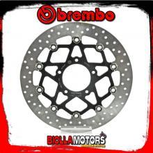 78B40889 DISCO FRENO ANTERIORE BREMBO MV AGUSTA F3 AGO 2014- 800CC FLOTTANTE