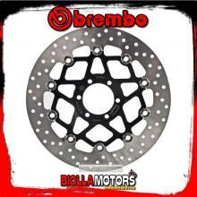 78B408A2 DISCO FRENO ANTERIORE BREMBO YAMAHA FZR 1989-1995 600CC FLOTTANTE