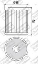 100609615 COF042 FILTRO OLIO TM 450 4T 07-10 (X348)