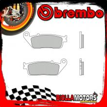 07075XS PASTIGLIE FRENO POSTERIORE BREMBO KYMCO XCITING AF1 ABS 2006- 500CC [XS - SCOOTER]