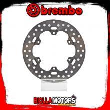 68B40752 DISCO FRENO POSTERIORE BREMBO GAS GAS EC 1996-2011 125CC FISSO