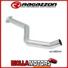 55.0041.00 SCARICO Evo Alfa Romeo GT(937) 2003>2010 3.2 V6 24V (177kW) 2004> Tubo centrale Gr. N senza silenziatore inox