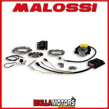 5518272 ACCENSIONE ROTORE INTERNO MALOSSI MBK X-LIMIT 50 2T LC (MINARELLI AM 6) MHR TEAM II