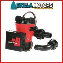 1822614 POMPA JOHNSON AUTO L750UC 950GPH 24V Pompe di Sentina Johnson Automatic