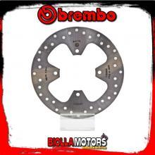 68B40778 DISCO FRENO POSTERIORE BREMBO MBK KILIBRE 2003-2004 300CC FISSO