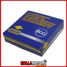 7460016 FRIZIONE KIT DISCHI GUARNITI+ACCIAIO HM CRE F 4T (Honda) 250CC 2004/2008