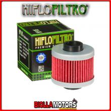 HF185 FILTRO OLIO PEUGEOT 125 Citystar i.e. 2011-2015 125CC HIFLO