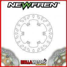 DF5068A DISCO FRENO ANTERIORE NEWFREN GILERA RC 125cc TOP RALLY 1989- FISSO
