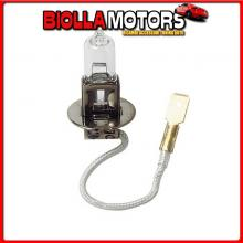 58031 LAMPA 12V LAMPADA ALOGENA - (H3) - 100W - PK22S - 1 PZ - D/BLISTER