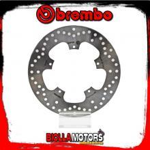 68B407B7 DISCO FRENO ANTERIORE BREMBO PIAGGIO BEVERLY 2001-2006 125CC FISSO