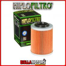 HF152 FILTRO OLIO CAN-AM 400 Outlander EFI 2009-2014 400CC HIFLO