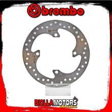 68B40782 DISCO FRENO POSTERIORE BREMBO KAWASAKI KX 2006-2008 125CC FISSO