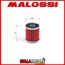 0313826 FILTRO OLIO MALOSSI MBK CITYLINER 125 ie 4T LC euro 3