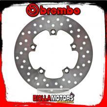68B407G2 DISCO FRENO POSTERIORE BREMBO MONDIAL PIEGA 2003- 999CC FISSO