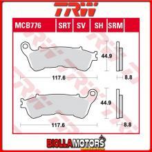 MCB776SV PASTIGLIE FRENO ANTERIORE TRW Honda CBR 250 R ABS 2011-2015 [SINTERIZZATA- SV]