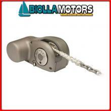 1204606 WINCH MAXWELL HRCFF6 12V 600W 6MM Verricello Salpa Ancora HRCFF