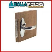 0344565 SCONTRO WD9 Serratura da Infilare Compact Swing con Blocco Interno