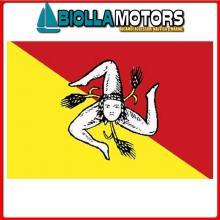 3406330 BANDIERA SICILIA 30X45CM Bandiera Sicilia