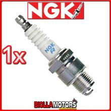 1 CANDELA NGK BR7HS PIAGGIO Rush 50CC - BR7HS
