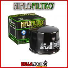 HF552 FILTRO OLIO BENELLI 125cc 2 Cylinder 4T 1982-1995 125CC HIFLO