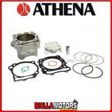 P400510100007 GRUPPO TERMICO 450 cc 95,5mm standard bore ATHENA SUZUKI LT-R 450 QUADRACER 2006-2011 450CC -
