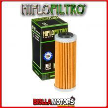 HF652 FILTRO OLIO KTM 250 EXC-F 2013-2016 250CC HIFLO