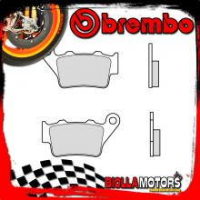 07BB0265 PASTIGLIE FRENO POSTERIORE BREMBO ROYAL ENFIELD CONTINENTAL GT 2014- 535CC [65 - GENUINE SINTER]