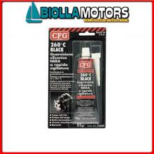 5726120 GUARNIZIONE SILICONICA CFG 85G BLACK Guarnizione Black Gasket 260°C