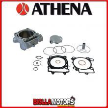 P400250100021 GRUPPO TERMICO 450 cc 96mm standard bore ATHENA KAWASAKI KX 450 F 2015- 450CC -