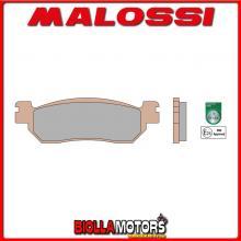 6215021BS COPPIA PASTIGLIE FRENO MALOSSI Posteriori YAMAHA MAJESTY 250 4T LC MHR SYNT Posteriori - per veicoli PRODOTTI 1998 -->