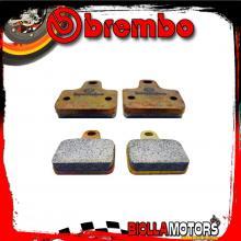 M049Z04 COPPIA PASTIGLIE FRENO BREMBO [Z04] XA88821 - PINZA FRENO DX RADIALE BREMBO CNC MOTO3 P2 ?34 60mm - [ANTERIORE]
