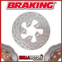MA01FI FRONT BRAKE DISC SX BRAKING PEUGEOT ZENITH LUXE 50cc 1996 FIXED
