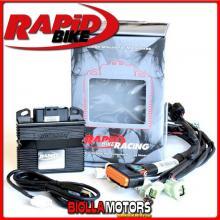 KRBRAC-112 CENTRALINA RAPID BIKE RACING HONDA CB/R 500 R / F / X 2013-2015