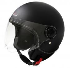 120018NR-XL CASCO SCOTLAND TRAFFIC NERO OPACO MISURA XL