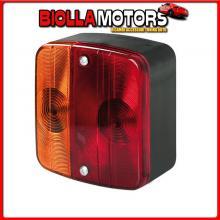41505 LAMPA BASIC, FANALE POSTERIORE 3 FUNZIONI 12V
