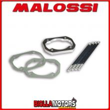 0717472 KIT SPESSORE MALOSSI BASE CILINDRO 8 MM VESPA ETS 125 - -