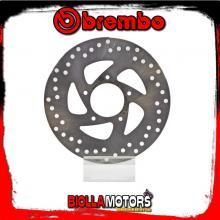 68B40730 DISCO FRENO ANTERIORE BREMBO KYMCO B & W 2001-2002 50CC FISSO