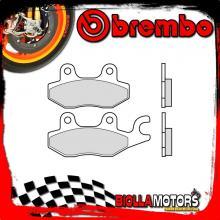 07033XS PASTIGLIE FRENO POSTERIORE BREMBO MOTOR UNION MAXI 1999- 125CC [XS - SCOOTER]