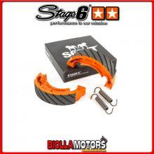S6-1028003/R Ganasce Freno a tamburo Stage6 Racing ZNEN falcon 4 50cc [zn50qt-7c] (2 tempi) STAGE6 RT