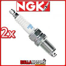 2 CANDELE NGK CPR8EB-9 YAMAHA XT- Z Super Tenere (Twin Spark) 1200CC 2010- CPR8EB9