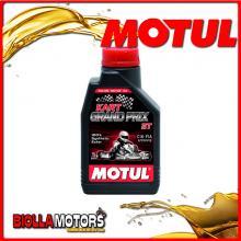105884 1 LITRO OLIO MOTUL Kart Grand Prix 2T