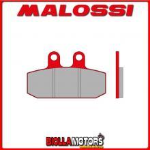 629098 PASTIGLIE FRENO MALOSSI MHR ANTERIORI APRILIA SCARABEO 125 4T LC (ROTAX)