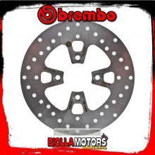 68B407G3 DISCO FRENO ANTERIORE BREMBO MBK DOODO 2000- 125CC FISSO