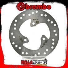 68B40717 DISCO FRENO ANTERIORE BREMBO PIAGGIO NRG RST MC2 1996-1998 50CC FISSO